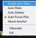 aerofoil exemplo