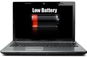 bateria de notebook precisando trocar