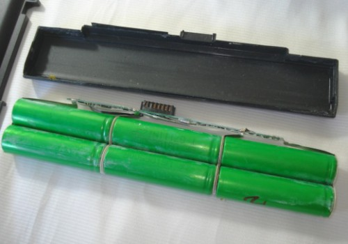 Bateria de li-íon de 6 células